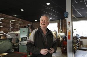 MŠssingssmed Lennart Andersson den 24 feb 2012